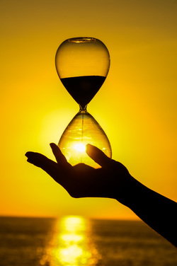 Melbourne Hypnotherapist Georgina Mitchell provides a strategy to stop time wasting