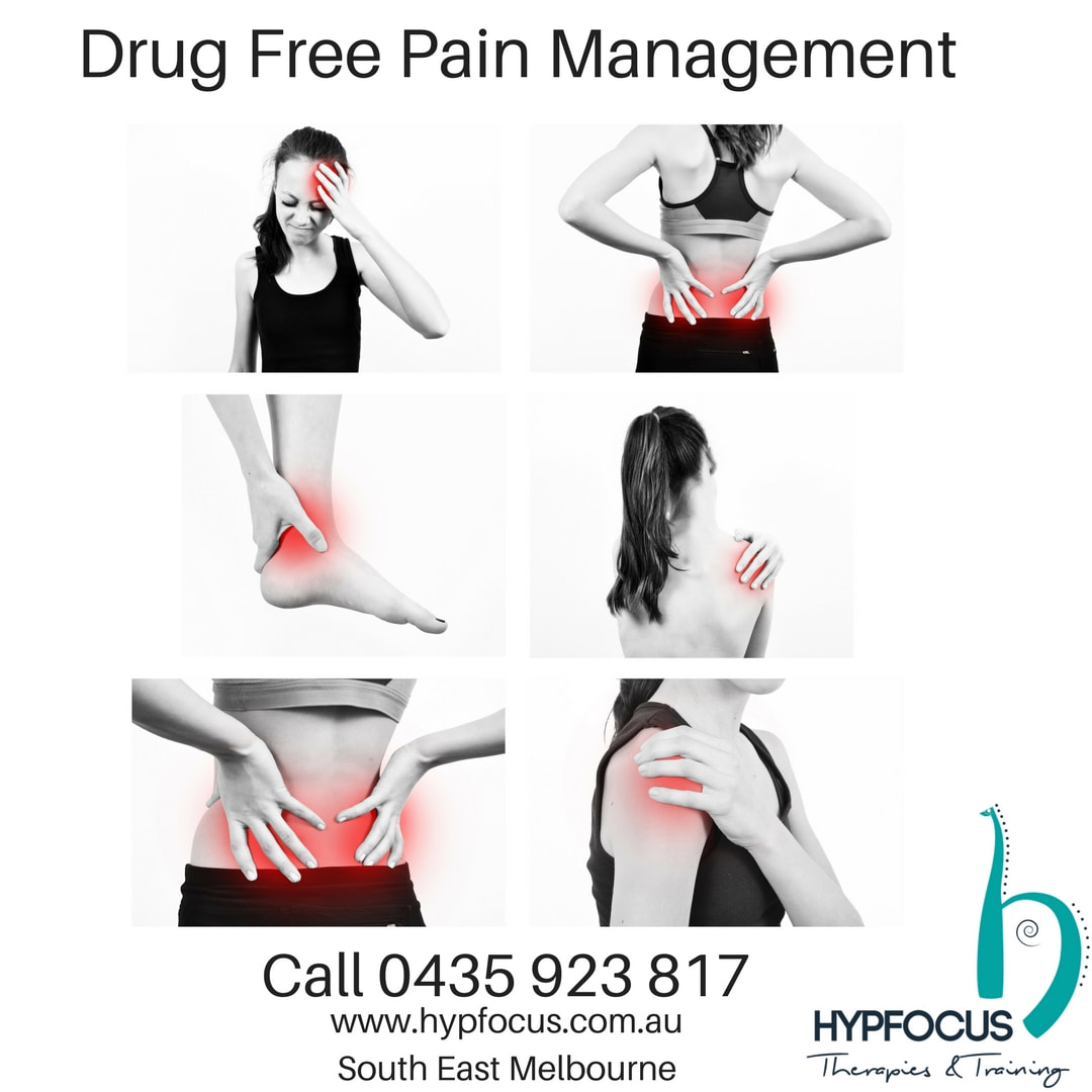Hypnosis for pain management, hypnosis for chronic pain, drug free pain management, pain management