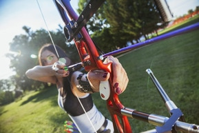 Hypnotherapy for sport performance, improve your archery, competitive shooting performance hypnotherapy